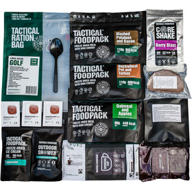 Tactical Foodpack 3 Meal Ration Golf 760g Diverse